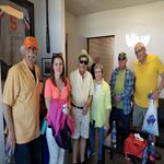 Members of the Annapolis Wellness House enjoying our Blue Crab's Suite  Thumbnail