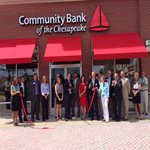 CBTC downtown Fredericksburg Grand Opening Ribbon Cutting Ceremony  Thumbnail