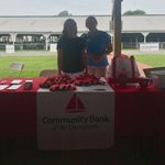 Gale and Tracey representing Community Bank at Fredericksburg Chamber of Commerce Business After-Hours Thumbnail