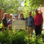 From one caring team to another, Community Bank made a donation to St. Mary's Nursing and Rehabilitation Center.