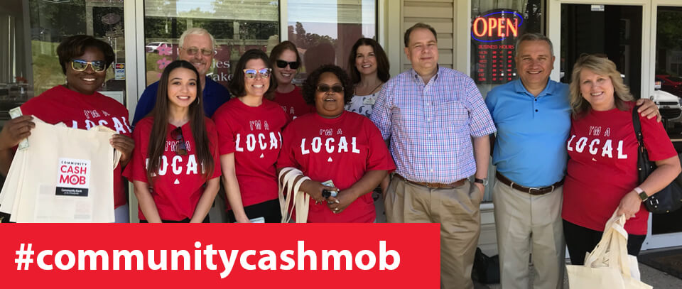 Community Cash Mob_July