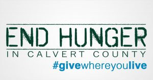 FRIDAY FOCUS: End Hunger In Calvert County Image