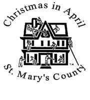 christmas in april logo